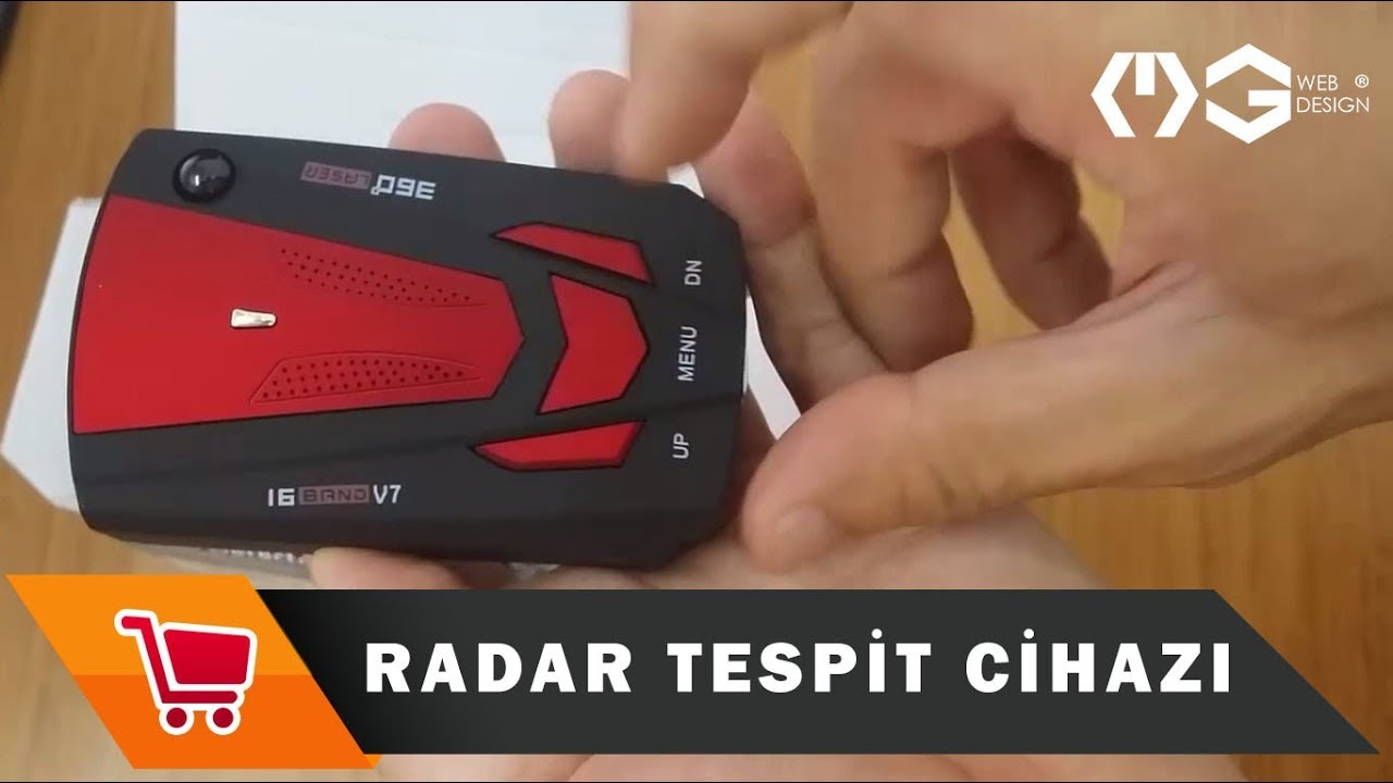 telefon radar tespit