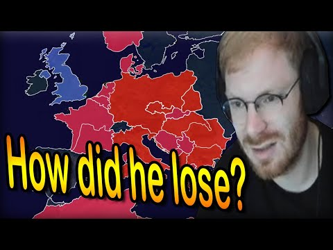GERMAN REACTS TO WW2! - TommyKay Reacts to WW2 by Oversimplified