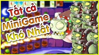 PLANTS VS ZOMBIES KHÓ NHẤT NHƯNG NÓ LÀ GAME QUẠO THẬT SỰ (Mini Game Cuối)