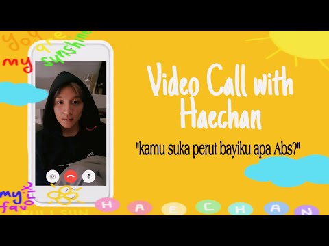 Video Call With Haechan ||Haechan As Your Boyfriend 《fake Sub.indonesia》