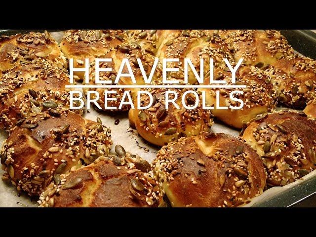 Heavenly Bread Rolls