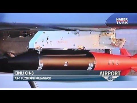 Türk Malı İHA'ya Türk Malı Silah