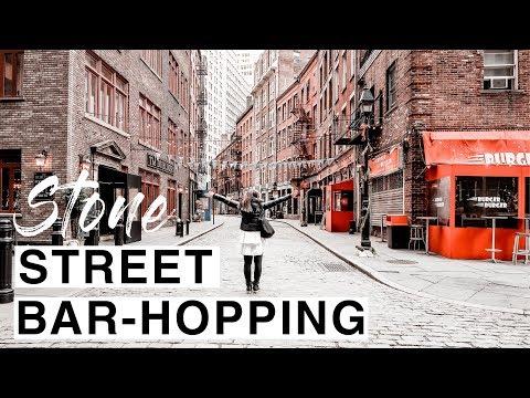 MUSEUM OF MODERN ART + STONE STREET BARS | Cakemood | Vlog 16