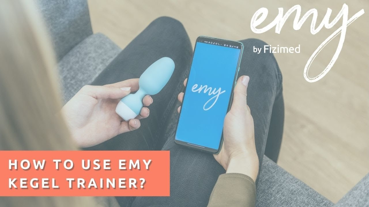 Buy Emy, The solution for pelvic floor re-education at home