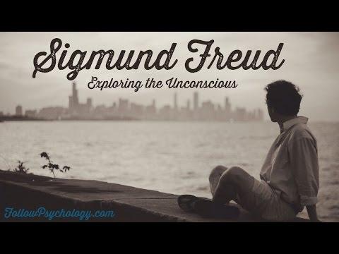Sigmund Freud - Exploring the Unconscious