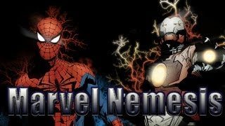 Marvel Nemesis: Rise of the Imperfects 2(Iron Man vs Spider-Man)