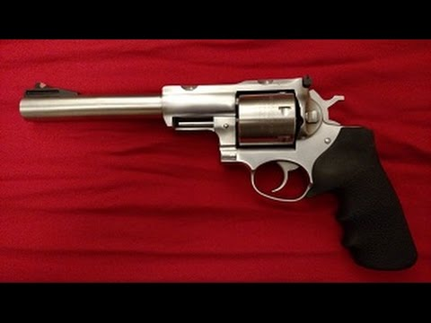 Intro To The Ruger Super Redhawk In 454 Casull