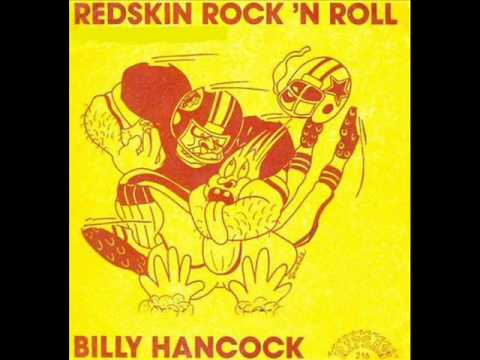 Billy Hancock - Redskin Rock'n'Roll
