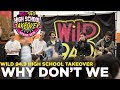 Why Don't We - High School Takeover