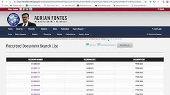 How To Search Probate Leads - Maricopa County Arizona