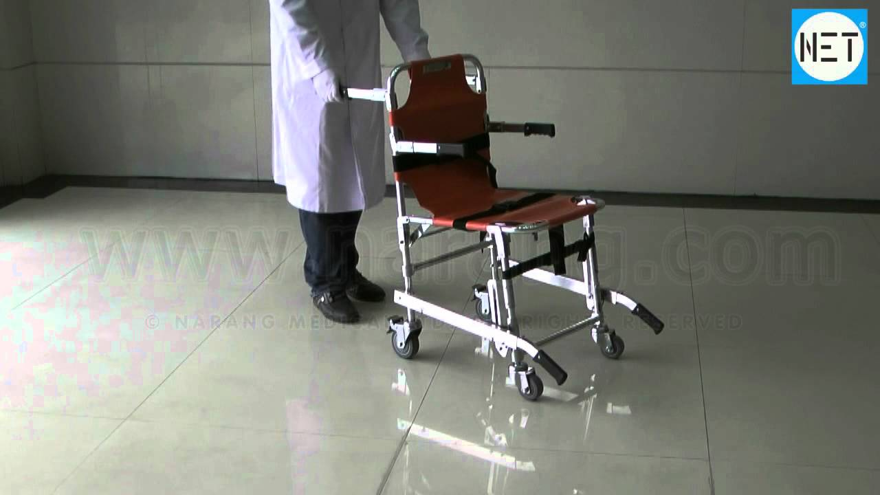 Stretcher Chair Stretcher Chair Staircase Stretcher With Four Wheels Item Code Hf5155