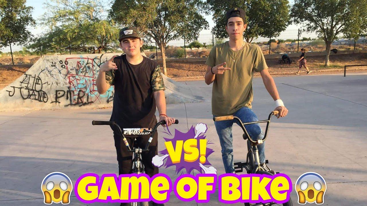 BMX Game of Bike || René BMX
