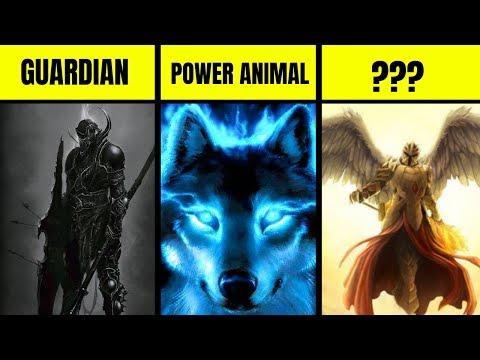 QUIZ: What Kind Of SPIRIT GUIDE Do You Possess?