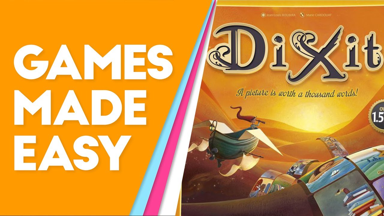 Download Learn how to play Dixit better and faster