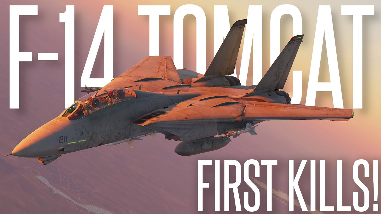 Download LEARNING TO FLY THE F-14 TOMCAT IN THE MOST REALISTIC FLIGHT SIM - DCS World F-14B