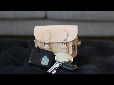 What I Can Fit In My Micro Zatchels Satchel | Bright Ducky