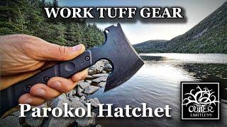 Compact Yet Stout Performance!  Work Tuff Gear Parokol Hatchet
