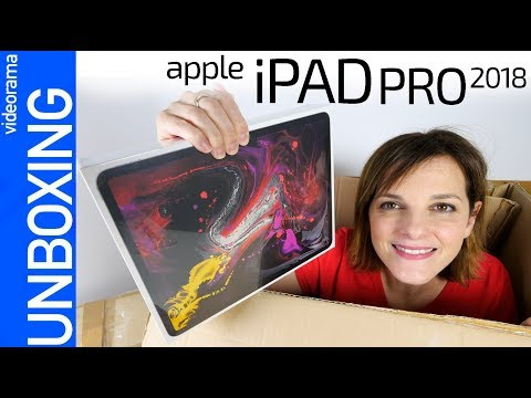 Apple iPad PRO 2018 unboxing -la TRAICION del lightning-
