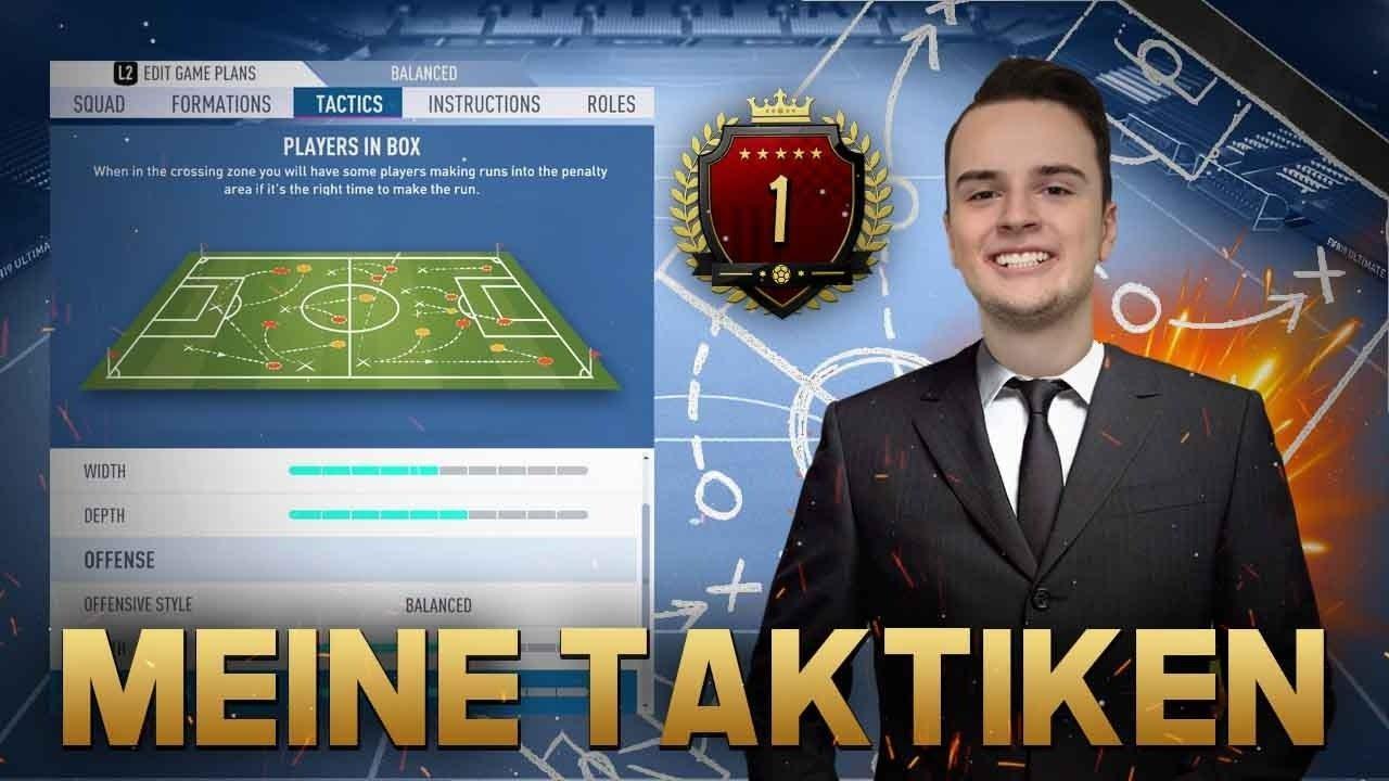 Fifa 19 Beste Taktik