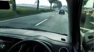 【HD】スズキ 2013 ワゴンRスティングレーT[ターボ]試乗インプレッション