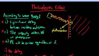 What Is The Photoelectric Effect?
