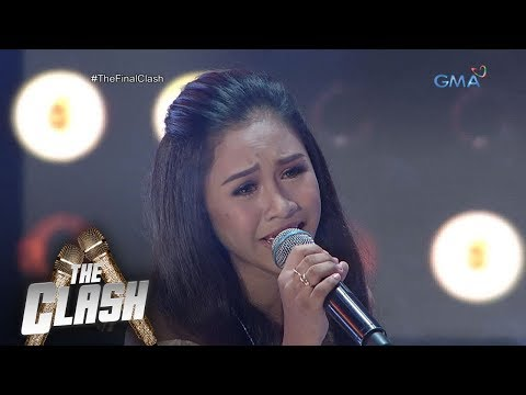 The Clash: Golden Cañedo sings her heart out in Ikaw Ang Pangarap | Final Clash