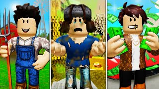 Triplets Separated At Birth! (A Roblox Movie)