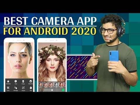 Best Camera App For Android In 2020 || Photoshop Camera App For Android Download Free