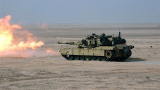 Tanks Abrams M1A2 US Army / Танки Абрамс М1А2 Армии США