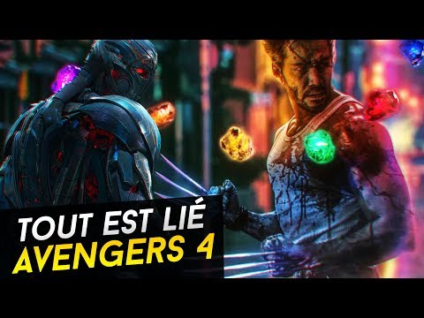 AVENGERS 4 FOLLES THÉORIES (ft. Mestre Thibaut)