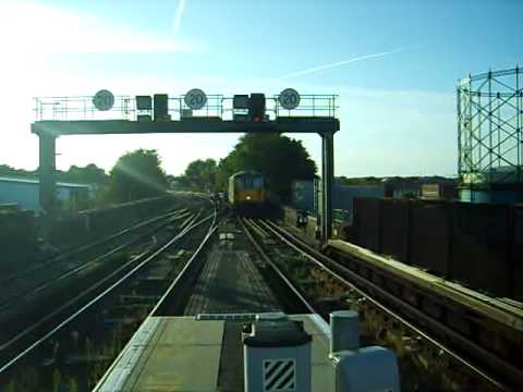 GBRf 73206 at Dartford with a Southern Region 5tone