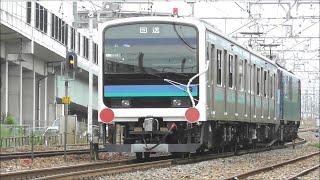 209系訓練車 EH200甲種輸送で長野総合車両センターに到着!115系訓練車はどうなる?2019.7.6  panasd 1276