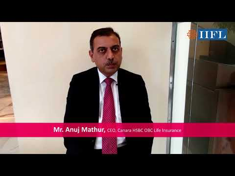 CEO, Canara HSBC OBC Life Insurance: Aiming 30% Growth This Fiscal