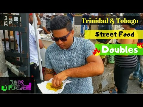 I Ate Doubles All Day, the Best Street Food