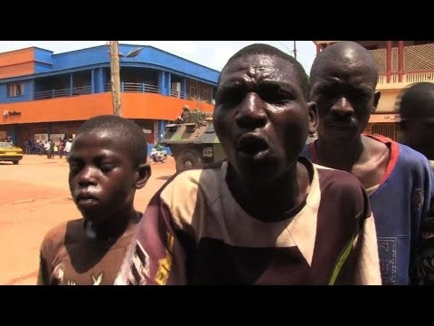 Muslims feel under fire in Central African Republic
