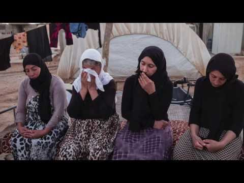 Yazidi women seek justice in northern Iraq