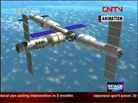News Update 2011-11-01 China's Space Station Program
