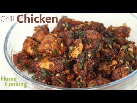 Chilli Chicken  Ventuno Home Cooking