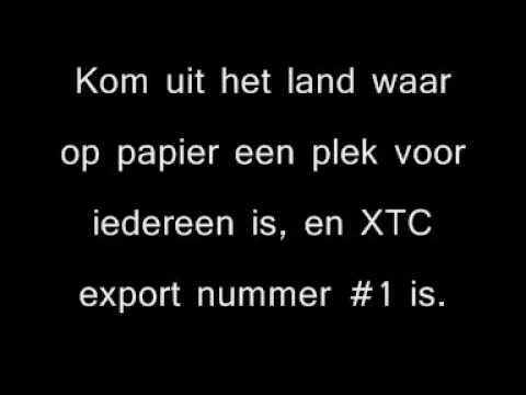 Lange Frans & Baas B - Het land van.. met songtekst.