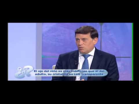 Imagen de OFTALVIST. Entrevista a Dr. Pedro Tañá. Antena3 TV