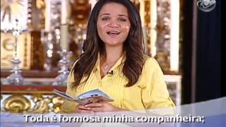 Ofício da Imaculada Conceição 20/04/13