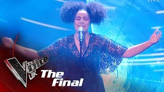 Ruti Olajugbagbe Performs 'If You're Not The One': The Final | The Voice UK 2018 Video