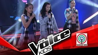 "The Voice Kids Philippines Battles ""Breakaway"" by Natsumi, Grazz, and Edray"