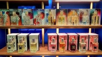 Парфюмерный затест - 8 ароматов бестселлеров и парфюм за 1000 евро