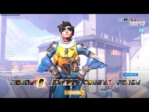 Taking a look at new cross-hair options - Overwatch PTR