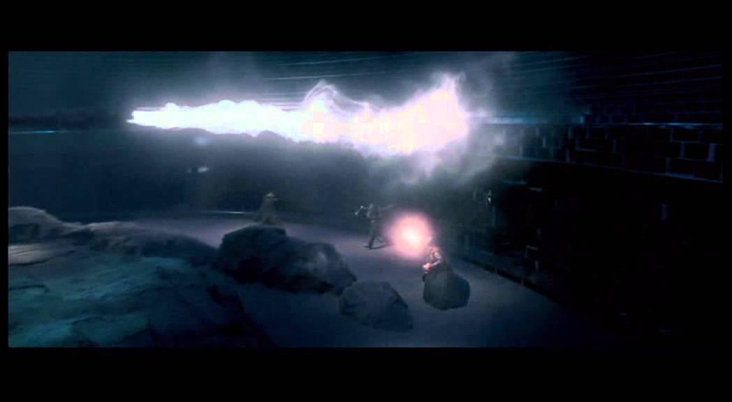 Harry Potter Kampf Der Titanen Sirius Black Stirbt Youtube