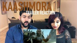 Kaashmora Trailer Reaction   Tamil   Karthi, Nayanthara, Gokul  