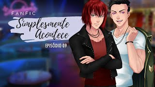 Fanfic Amor Doce - Simplesmente Acontece - Episódio 9  [Castiel]