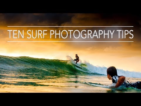 10 surf photography tips to get yourself to the next level