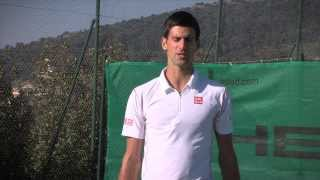 HEAD - Upgrade Your Game With Novak Djokovic - Part 3